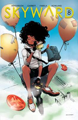 Skyward (Comic Book) #8