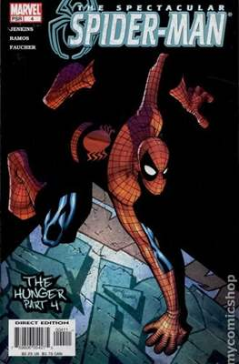 The Spectacular Spider-Man Vol 2 #4