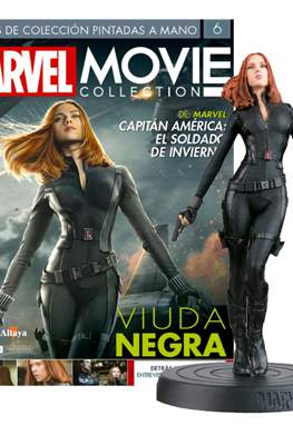 Marvel Movie Collection 2021 (Grapa) #6