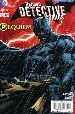 Batman Detective Comics Vol. 2 (2011-2016 Variant Cover) #18