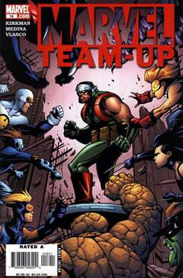 Marvel Team-Up Vol. 3 (Comic-Book) #18