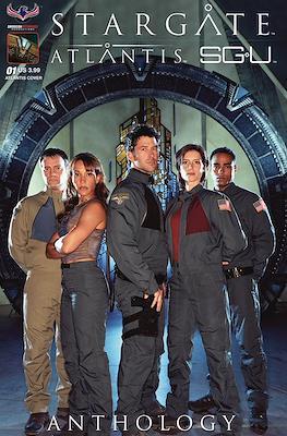 Stargate: Atlantis/Universe Annual 2018