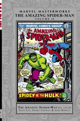 Marvel Masterworks: The Amazing Spider-Man (Hardcover) #12
