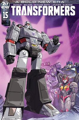 Transformers (2019) (Comic Book) #15