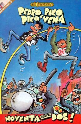 Colección Pendones del Humor (Rústica) #81