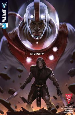 Divinity (Comic Book) #3