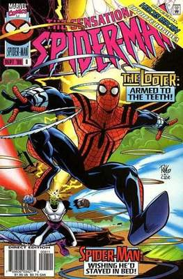 The Sensational Spider-Man (1996-1998) (Comic Book) #8