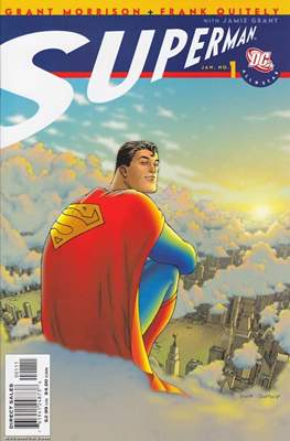 All Star Superman (Comic Book) #1