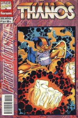 Poderes Cósmicos (1994-1995) Vol. 1 (Grapa, 48 páginas) #1