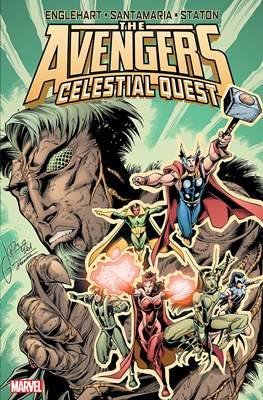 The Avengers: Celestial Quest