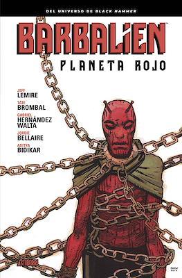 Barbalien: Planeta Rojo