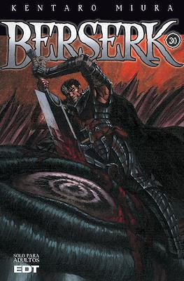Berserk (Rústica con sobrecubierta) #30