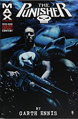 The Punisher Max by Garth Ennis (Hardcover 864-1008 pp) #2