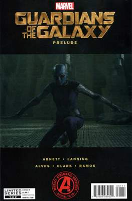 Guardians of the Galaxy Prelude (2014)