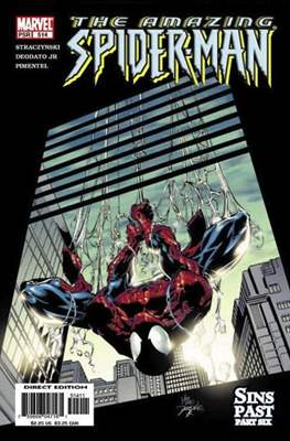 The Amazing Spider-Man Vol. 2 (1999-2014) (Comic-Book) #514