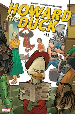 Howard the Duck Vol. 6 (Digital) #11