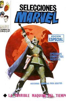 Selecciones Marvel (1970-1972) (Rústica 132 pp) #2