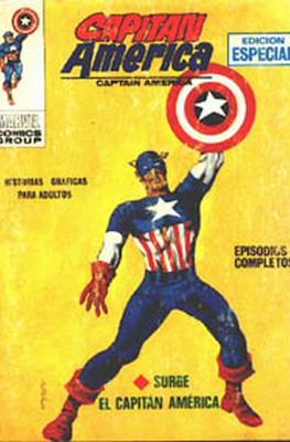 Capitán América Vol. 1 #1