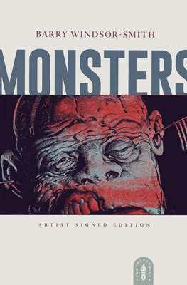 Monsters - Artist Signed Edition