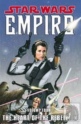 Star Wars - Empire (Softcover 128-152 pp) #4