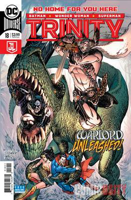 Trinity Vol. 2 (2016) (Comic Book) #18