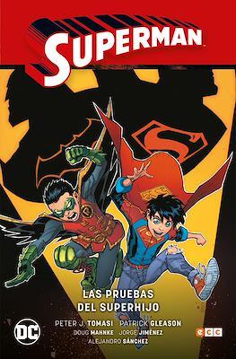 Superman de Peter Tomasi y Patrick Gleason #2