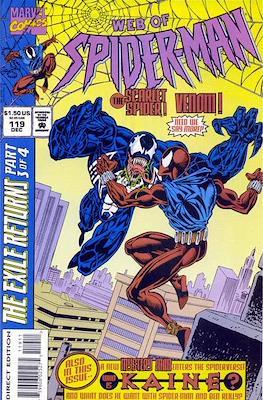 Web of Spider-Man Vol. 1 (1985-1995) (Comic-book) #119
