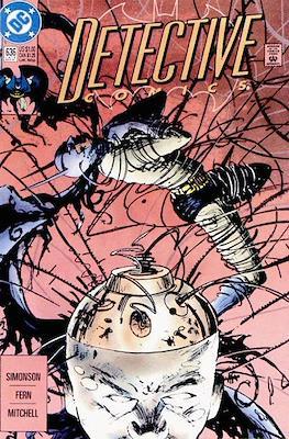 Detective Comics Vol. 1 (1937-2011; 2016-) (Comic Book) #636