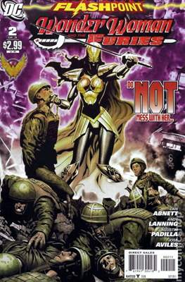 Flashpoint: Wonder Woman and the Furies (2011) (Comic Book) #2