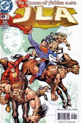 JLA Vol. 1 (1997-2006) (Comic-Book) #49