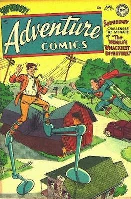 New Comics / New Adventure Comics / Adventure Comics (1935-1983 ; 2009-2011) (Comic Book) #179