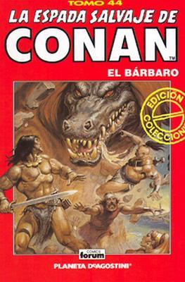 La Espada Salvaje de Conan el Bárbaro. Edición coleccionistas (Rojo) #44