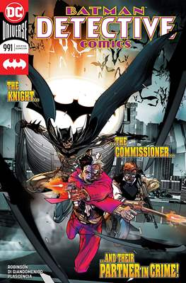 Detective Comics Vol. 1 (1937-2011; 2016-) (Comic Book) #991