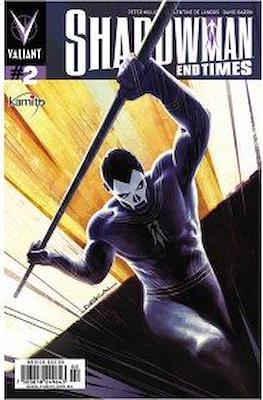 Shadowman End Times (Grapa) #2