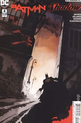 Batman / The Shadow (2017-) Variant Covers (Comic Book) #4