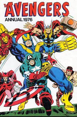 The Avengers Annual (Hardcover 64-78 pp) #2