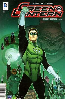 Green Lantern: Secret Origins (Grapas) #3