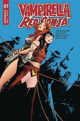 Vampirella / Red Sonja (Comic Book) #7