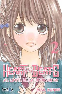 Heartbeats ¡Al límite de la taquicardia! (Rústica con sobrecubierta) #2