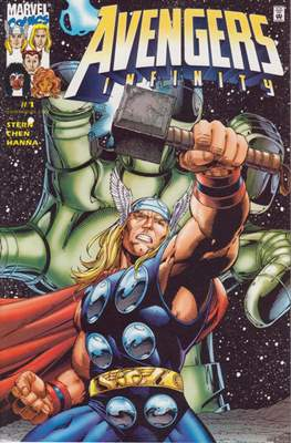 Avengers Infinity # 1 (Variant Cover)