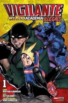 Vigilante: My Hero Academia Illegals #1