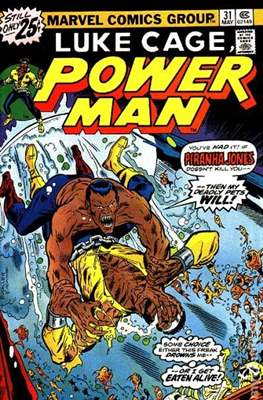 Hero for Hire / Power Man Vol 1 / Power Man and Iron Fist Vol 1 (Comic Book) #31