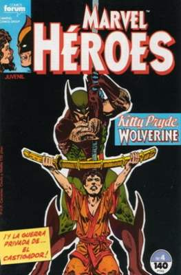 Marvel Héroes (Grapa 32 pp) #4