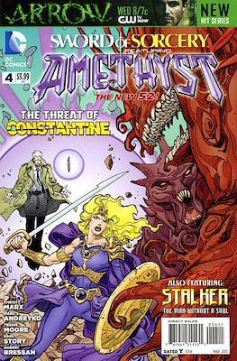Sword of Sorcery Vol 2 (grapa) #4