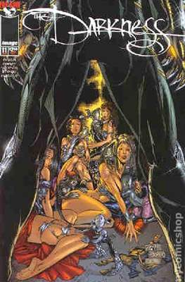 The Darkness Vol. 1 (1996-2001 Variant Cover) #11.1