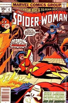 Spider-Woman (Vol. 1 1978-1983) (Comic Book) #4