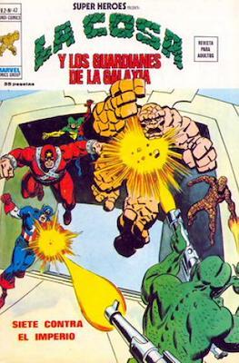 Super Héroes Vol. 2 (Grapa 48 pp. 1974-1980) #42