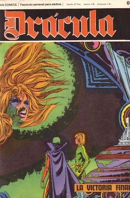 Drácula (Grapa, 20 páginas) #60