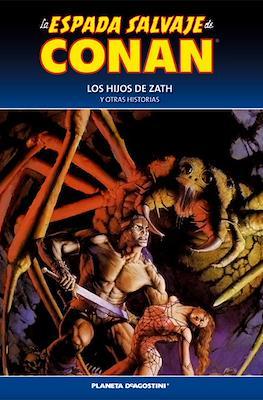 La Espada Salvaje de Conan (Cartoné 120 - 160 páginas.) #80