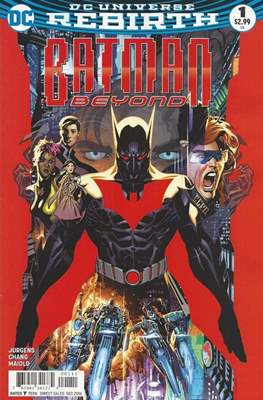 Batman Beyond (Vol. 6 2016-...)